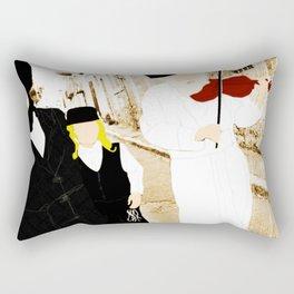 Tzfat klezmer music Rectangular Pillow