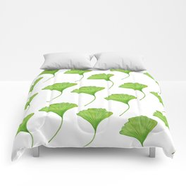 Ginkgo Comforters
