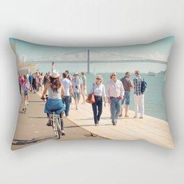 En balade Rectangular Pillow