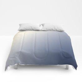 Coronet Blue Comforters