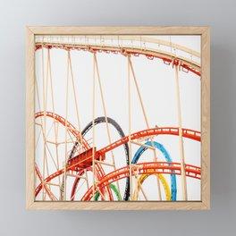 One Way To Have Fun #society6 #decor #buyart Framed Mini Art Print