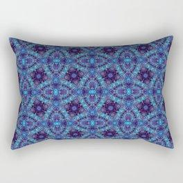 Tranquility Tessellation Rectangular Pillow