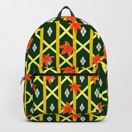 Momiji and Hishi Backpack
