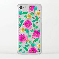 Floral Forever #society6 #decor #buyart Clear iPhone Case