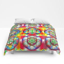 Three Six Nine - The Sacred Geometry Collection Comforters