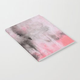 Abstract Acrylic 3 Notebook