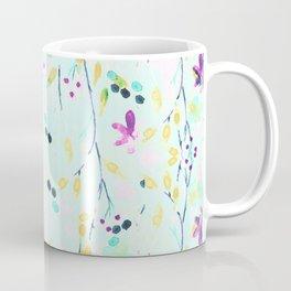 pastel fleurettes Coffee Mug