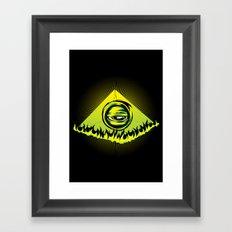 Mind's Eye Framed Art Print