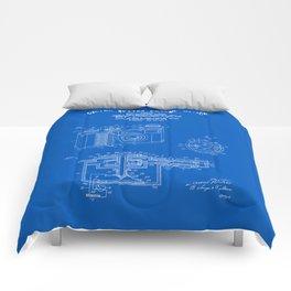 Camera Patent 1938 - Blueprint Comforters