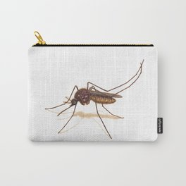 Mosquito by Lars Furtwaengler | Colored Pencil / Pastel Pencil | 2014 Carry-All Pouch
