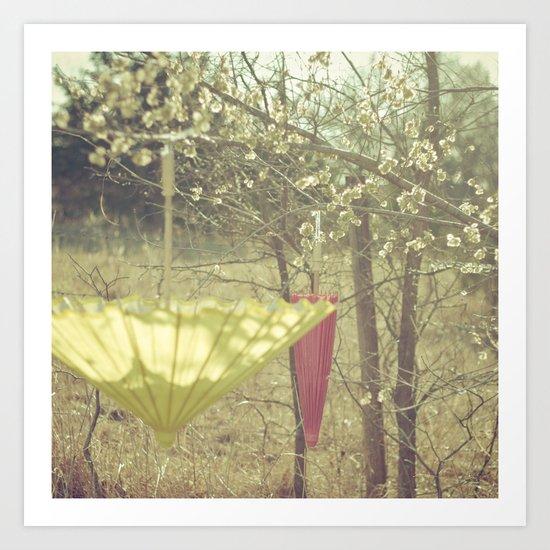 Pink Lemonade II Art Print