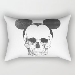 OLDSKULL FRIEND Rectangular Pillow