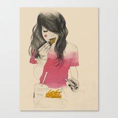Wrong Choices Canvas Print