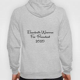Elizabeth Warren for President Hoody