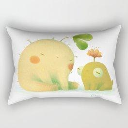 Taro and Mori Mori Rectangular Pillow