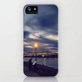 Natchez Under the Hill iPhone Case