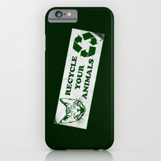 Recycle your animals - Fight club Slim Case iPhone 6s