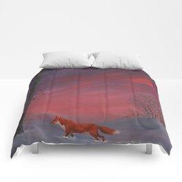 Twilight Fox Comforters