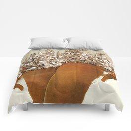 Gladiolous Comforters