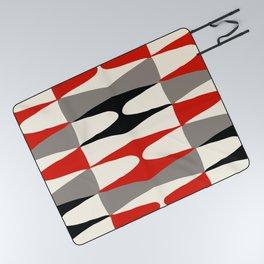 Zaha Mengo Picnic Blanket