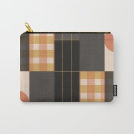 Rectilinear Carry-All Pouch
