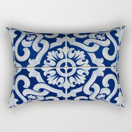Azulejo Rectangular Pillow