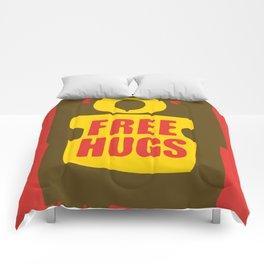 Free bear hugs Comforters