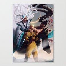 Avatar Spirits Canvas Print