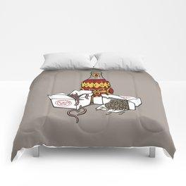 Santa Carla Takeaway Comforters