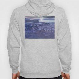 Frozen Sea of Neptune Hoody