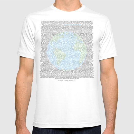 Environmental Consciousness T-shirt