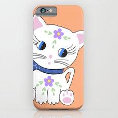 Bella the cat Slim Case iPhone 6s