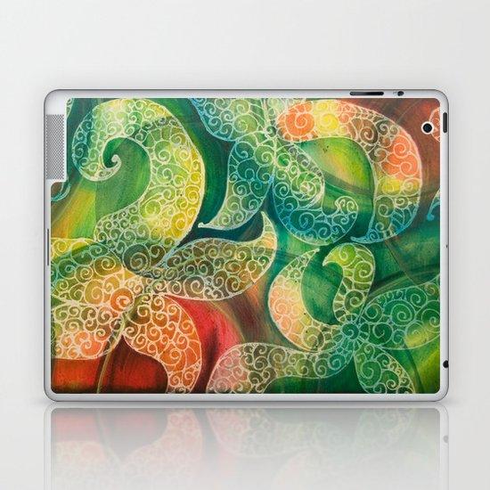 Starfish Dance Laptop & iPad Skin