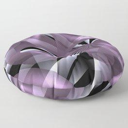 3D abstraction -04- Floor Pillow