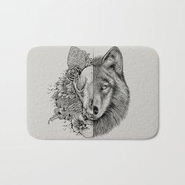 New Wolf (Half Life) Bath Mat