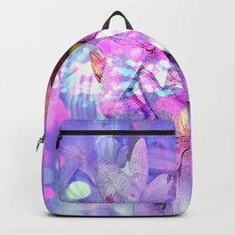 LILY IN LILAC AND LIGHT Backpack