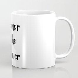 Eleanor is the Answer Coffee Mug