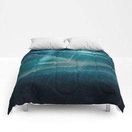 Lost cellphone service Comforters