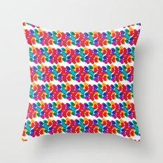 BP 85 Clover Throw Pillow