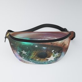 Sparkles in Her Eyes Fanny Pack