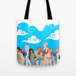 Hetalia Girls Tote Bag