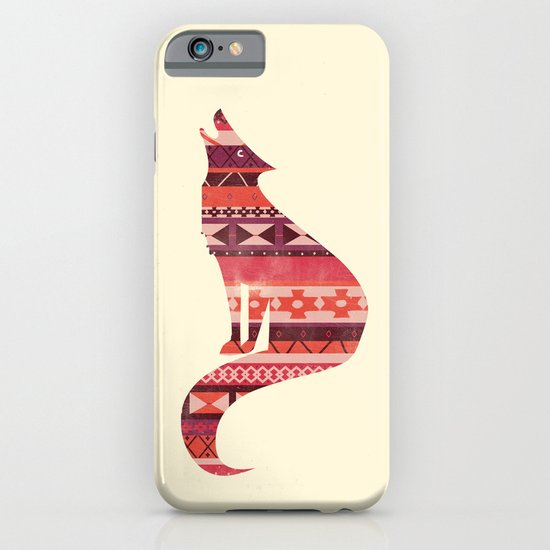 Native Song iPhone & iPod Case