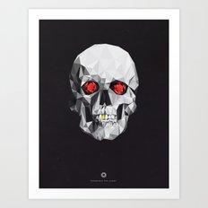 Geometric Eye Candy Art Print