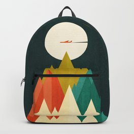 Life is a travel Backpack