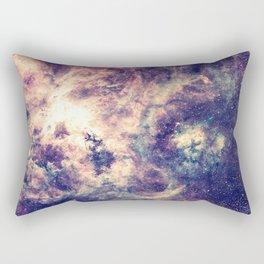 Tarantula Nebula Deep Pastels Rectangular Pillow