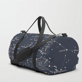 Carte du Ciel I Duffle Bag