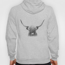 Scottish Highland Cow Hoody