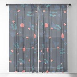 Mari Sheer Curtain