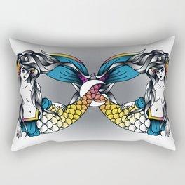 Pisces - Twelfth of the Zodiac Rectangular Pillow