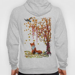 A Little Autumn Mood Hoody